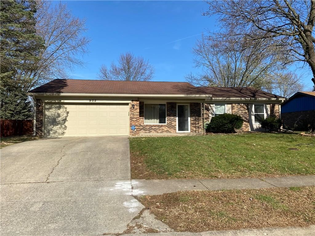 902 Burr Oak Drive, Indianapolis, IN 46217 - #: 21752994