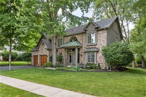 Photo of 630 Timber Mill Lane, Indianapolis, IN 46260 (MLS # 21788995)