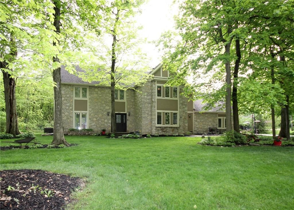 9818 CAREFREE Drive, Indianapolis, IN 46256 - #: 21710995