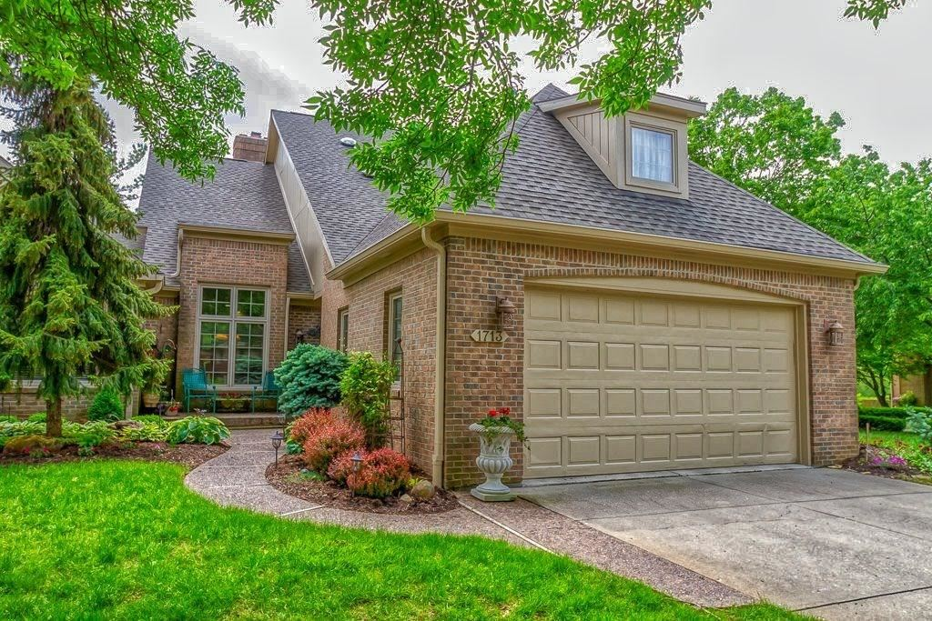 1713 Pathway S Drive, Greenwood, IN 46143 - #: 21642996