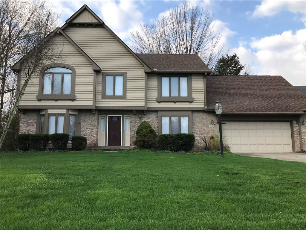 12355 MOON RIVER Court, Indianapolis, IN 46236 - #: 21703997