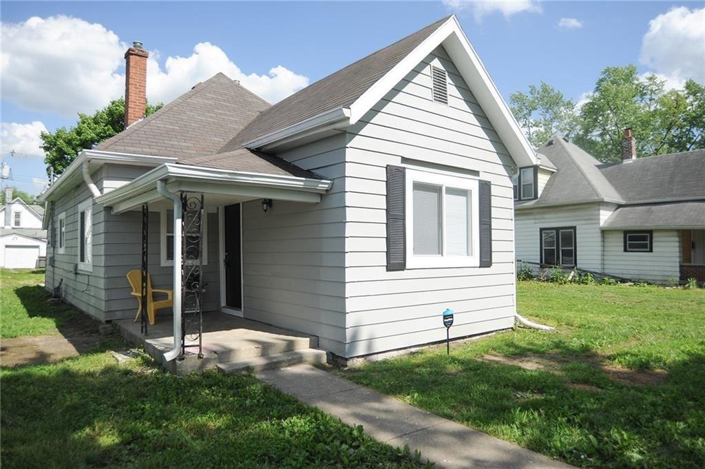 943 North Parker Avenue, Indianapolis, IN 46201 - #: 21715997