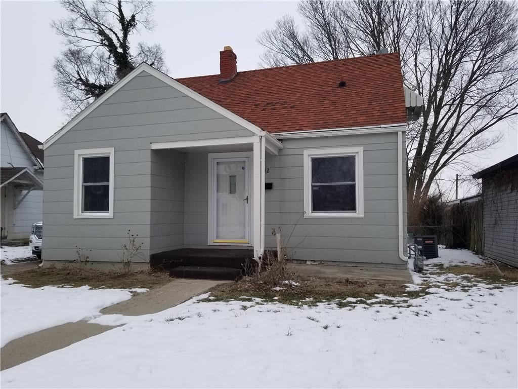 1512 West 11TH Street, Anderson, IN 46011 - #: 21765997