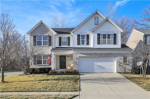 Photo of 11819 Gatwick View Drive, Fishers, IN 46037 (MLS # 21760998)