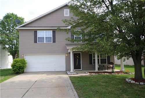 Photo of 10881 Running Brook Road, Indianapolis, IN 46234 (MLS # 21786998)