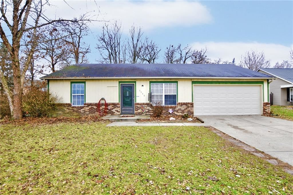 5688 Liberty Creek E Drive, Indianapolis, IN 46254 - #: 21684998
