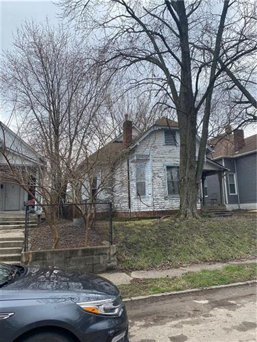Photo of 1117 Larch Street, Indianapolis, IN 46201 (MLS # 21711999)