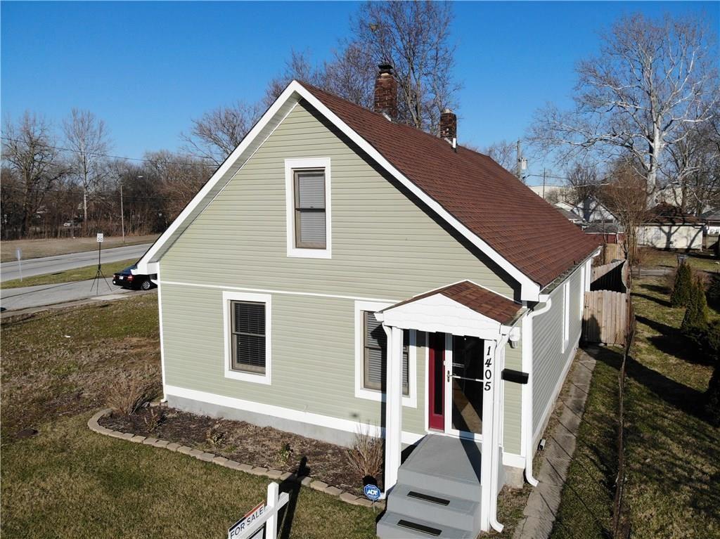 1405 Churchman Avenue, Indianapolis, IN 46203 - #: 21698999