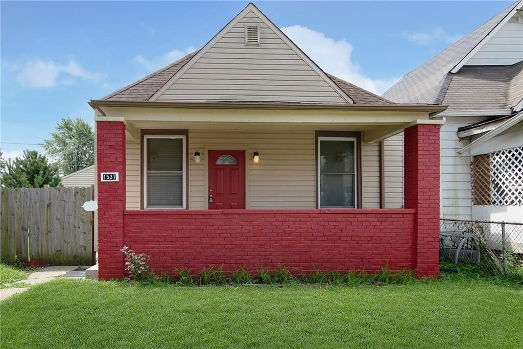 1537 LAWTON Avenue, Indianapolis, IN 46203 - #: 21727999