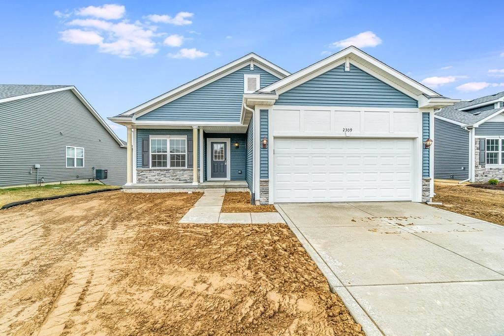 2309 Clear Brook Drive, Valparaiso, IN 46385 - #: 469119