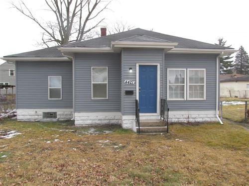 Photo of 4427 Harrison Street, Gary, IN 46408 (MLS # 487252)