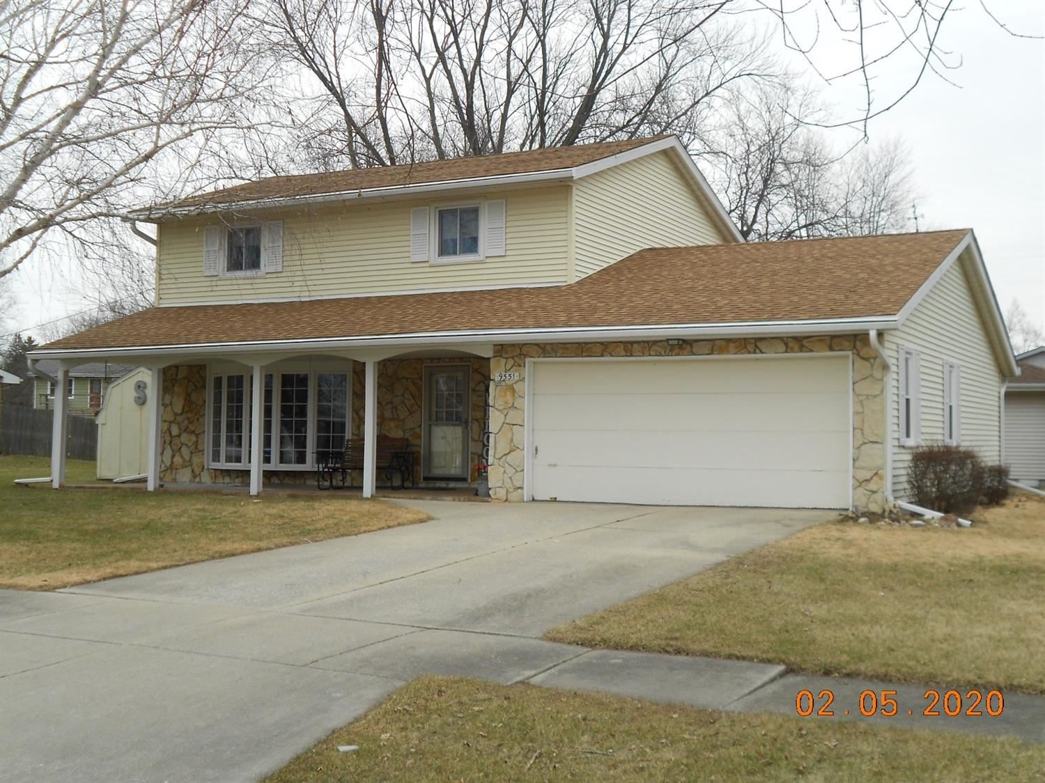 9551 Roosevelt Place, Crown Point, IN 46307 - #: 469496