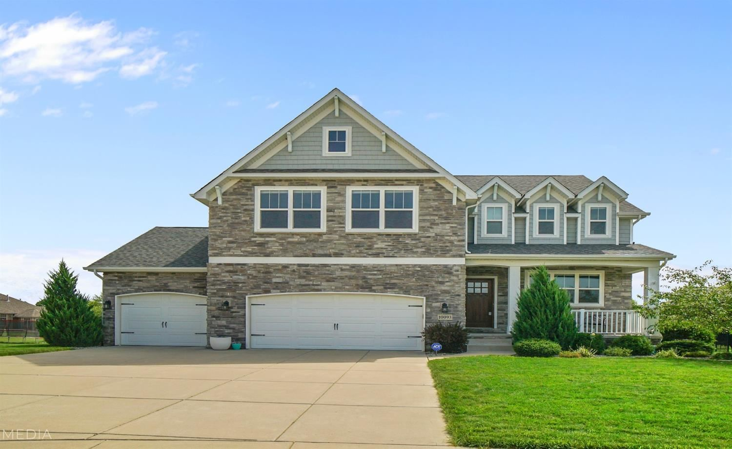 10093 Orchard Cove Street, Saint John, IN 46373 - #: 478518