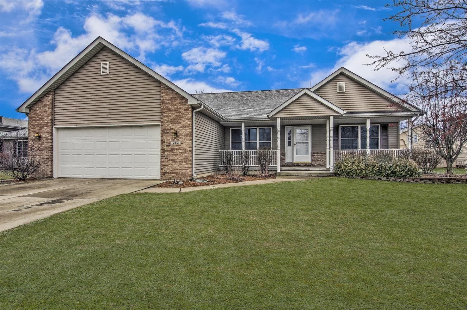 253 W 128th Avenue, Crown Point, IN 46307 - #: 467617