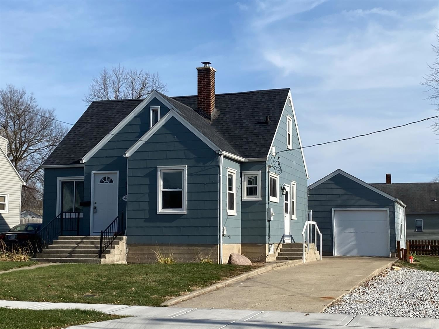 423 S Scott Street, Rensselaer, IN 47978 - #: 481860