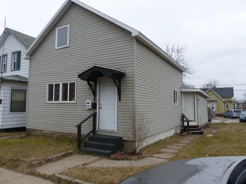 113 E Barker Avenue, Michigan City, IN 46360 - #: 467883