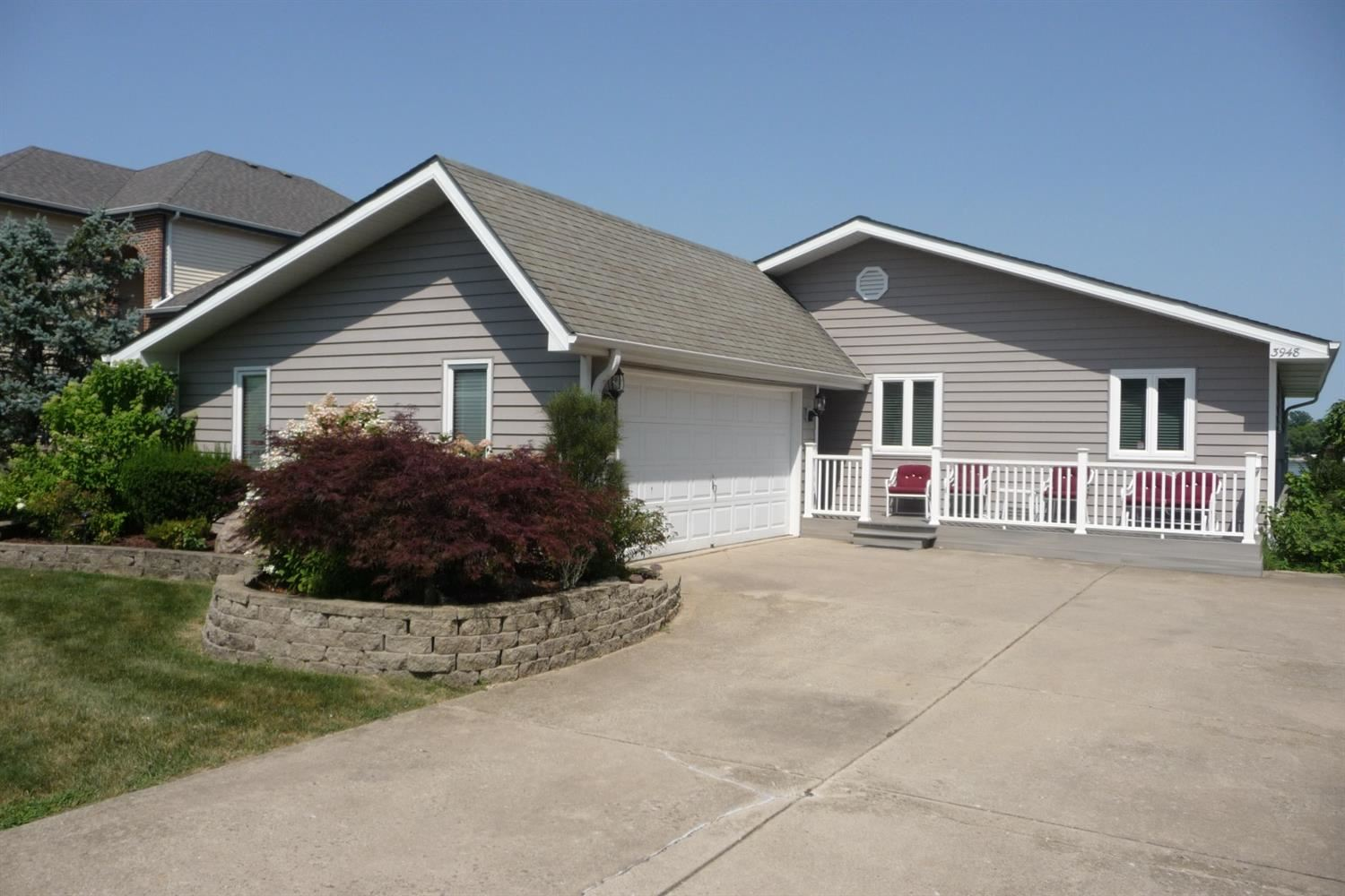 3948 S Lakeshore Drive, Crown Point, IN 46307 - #: 470883