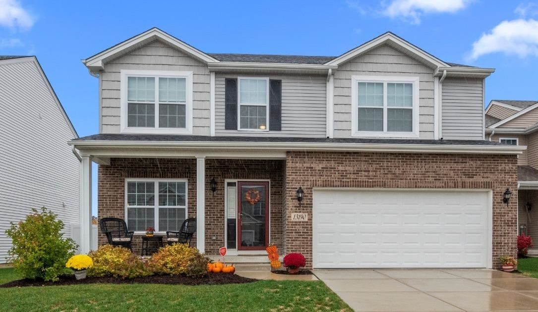 13190 Roosevelt Place, Crown Point, IN 46307 - #: 483949