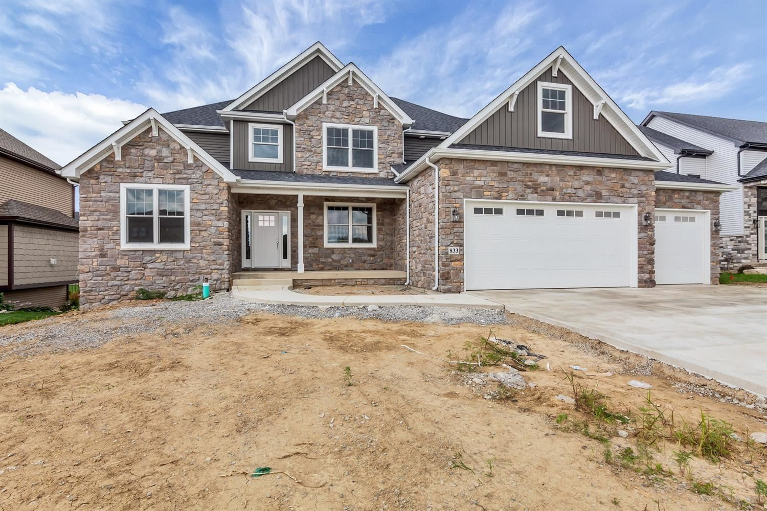 833 Sylvia Lane, Crown Point, IN 46307 - #: 474955