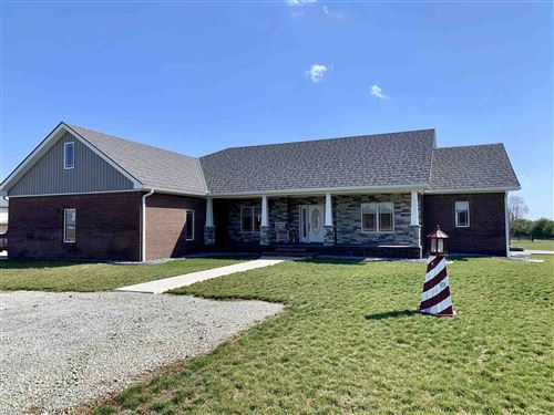 Photo of 3465 E 1100 SOUTH, Amboy, IN 46911 (MLS # 202110001)