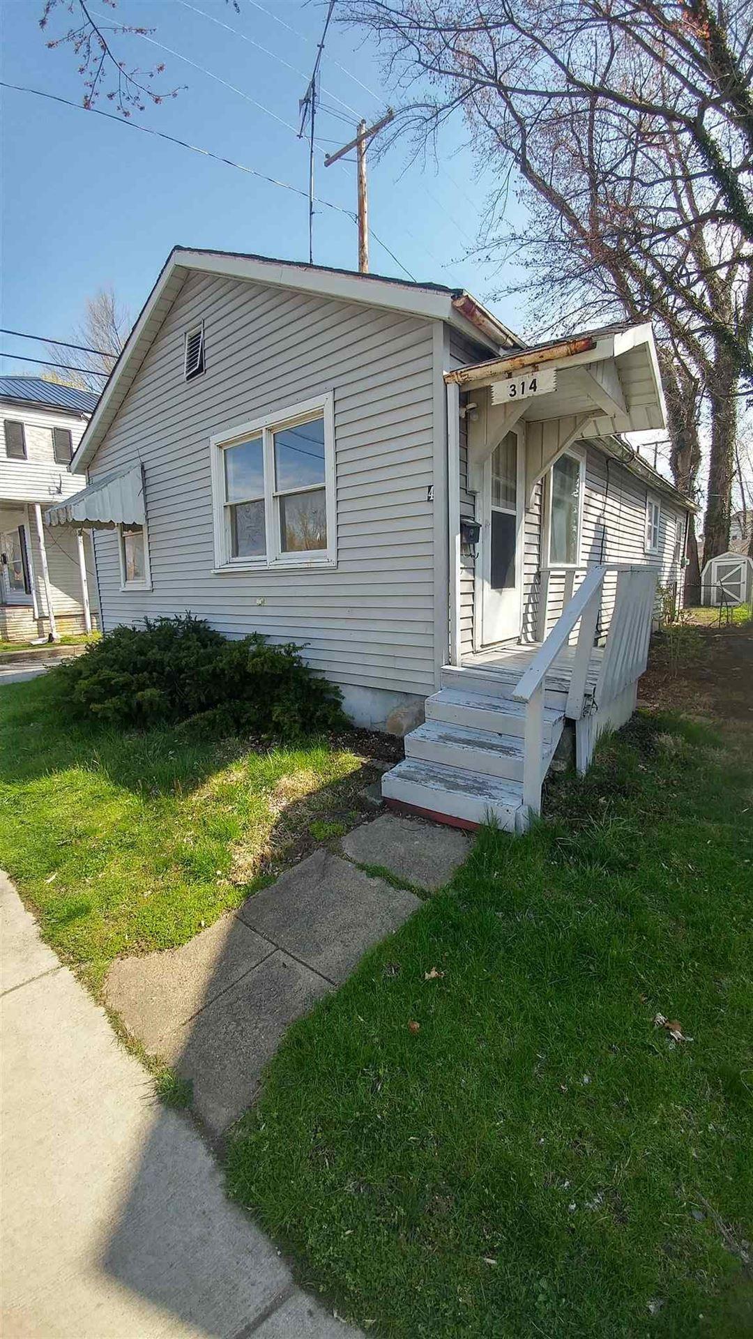 314 N Third Street, Elkhart, IN 46516 - #: 202014005