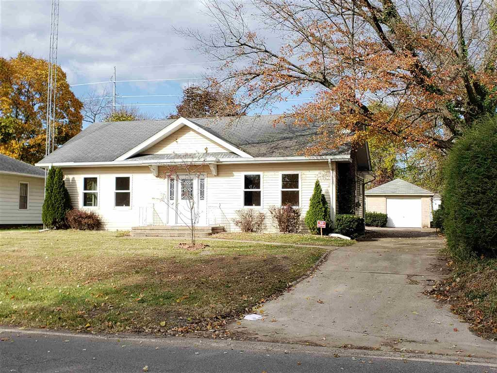26487 Edison Road, South Bend, IN 46628 - #: 201949010