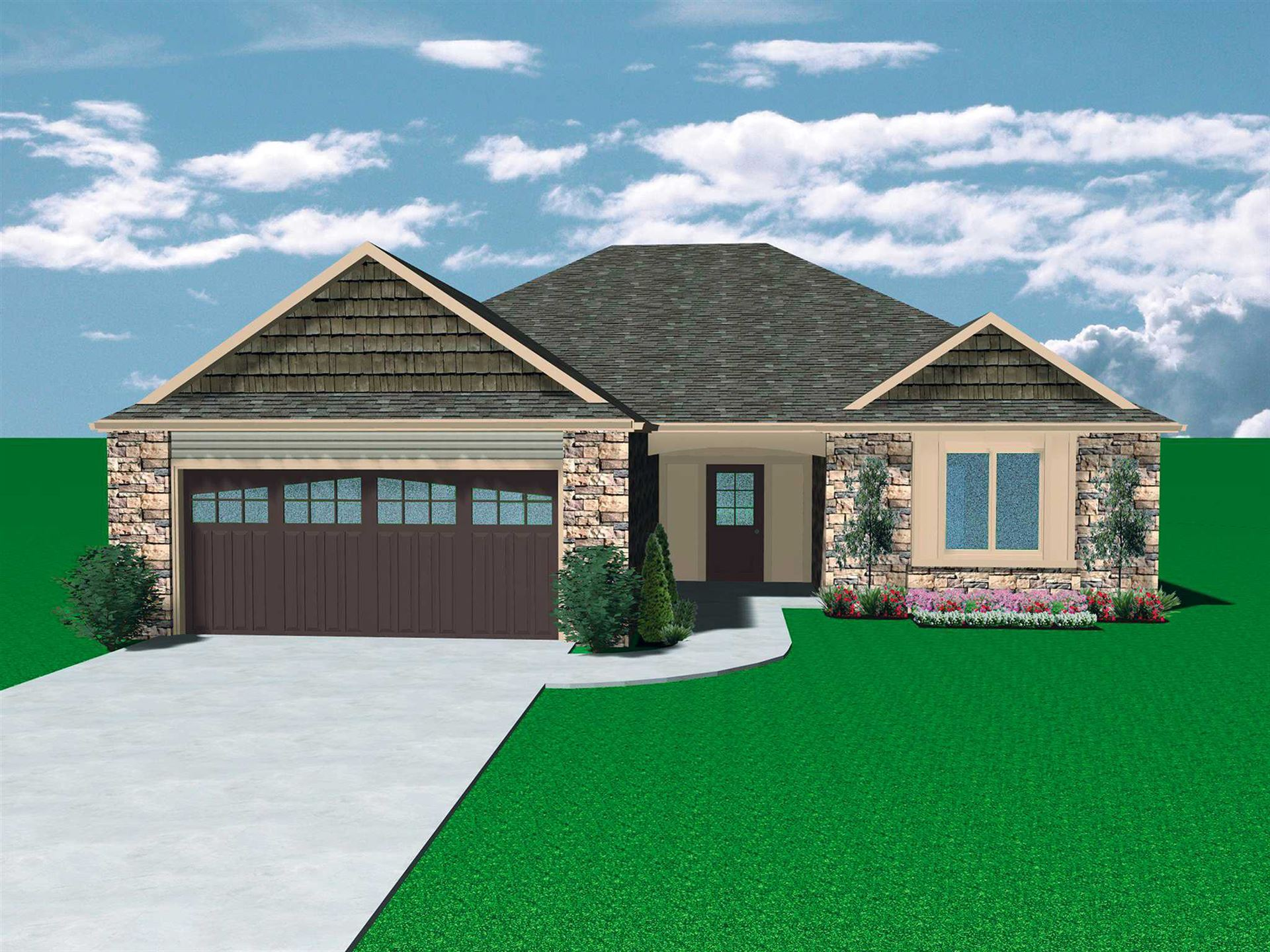 848 Owls Point, Fort Wayne, IN 46825 - #: 202048010
