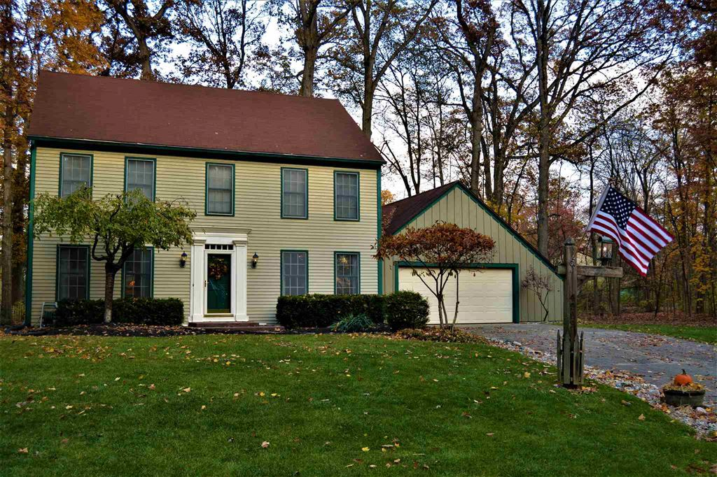 4909 Christiana Campbell Court, Fort Wayne, IN 46804 - #: 201949013