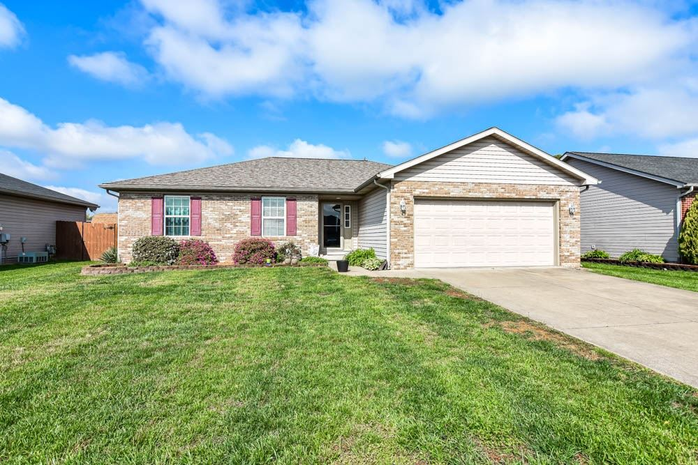 12824 Cold Water Drive, Evansville, IN 47725 - #: 202019015