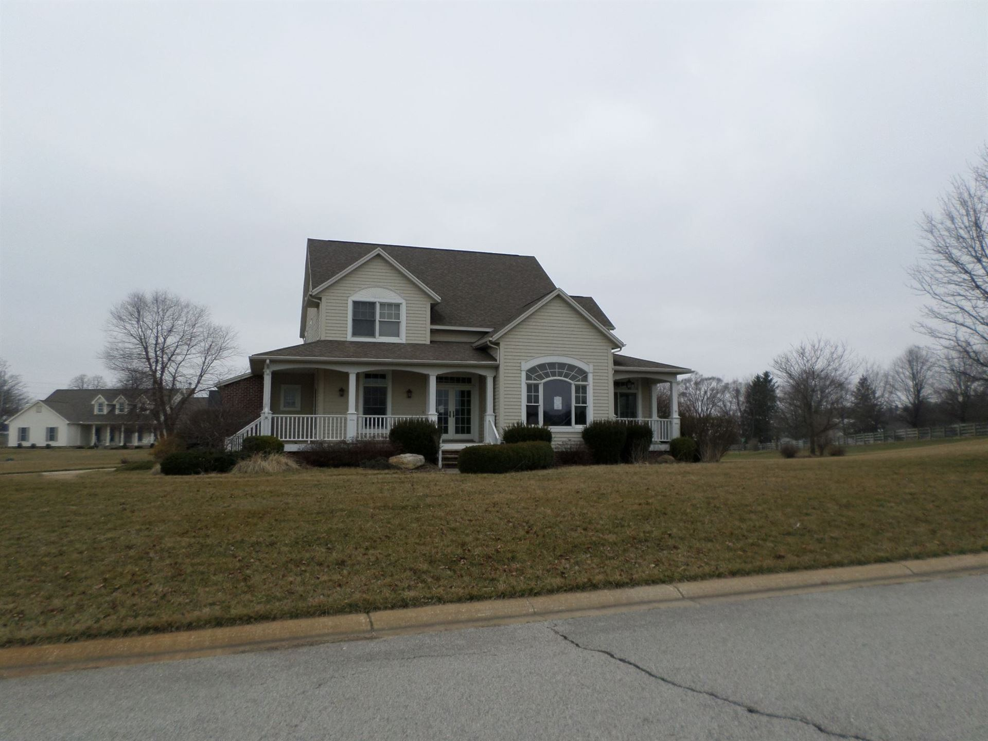 11301 Fishers Pond Drive, Middlebury, IN 46540 - #: 202011017