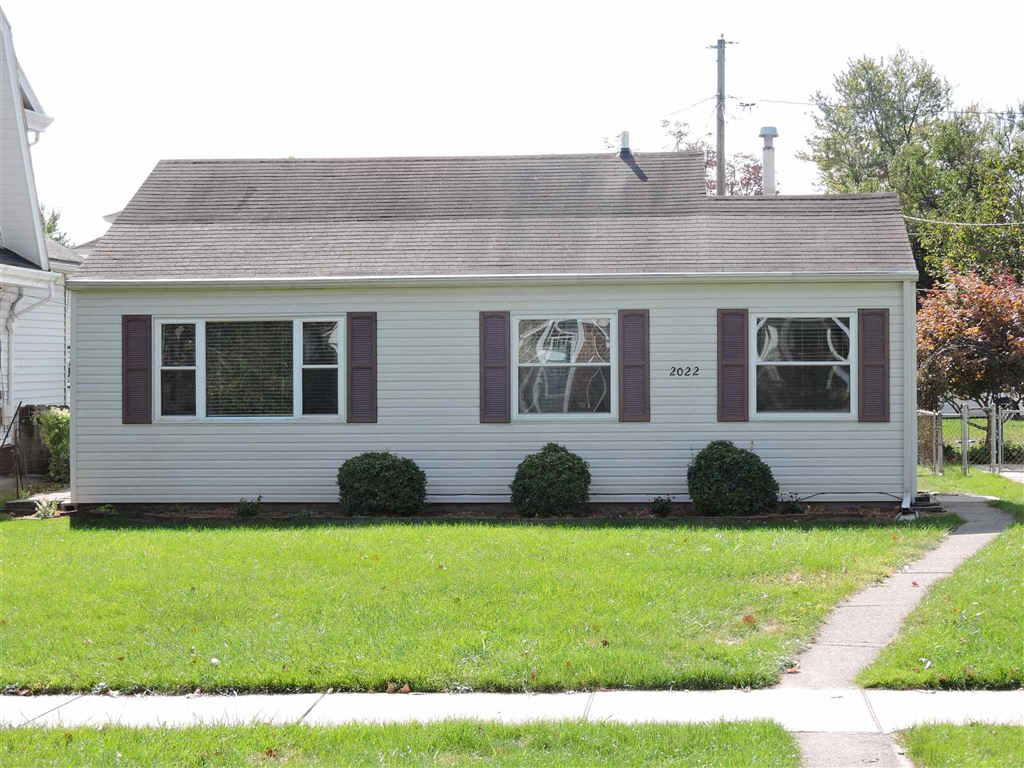 2022 Curdes Avenue, Fort Wayne, IN 46805 - #: 201945019