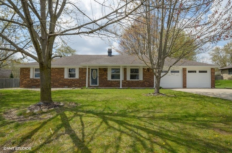 1281 Riverene Way, Anderson, IN 46012 - #: 202016022
