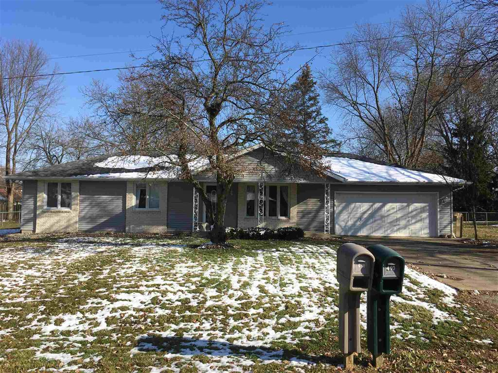 410 Highland Avenue, Ossian, IN 46777 - #: 201950026