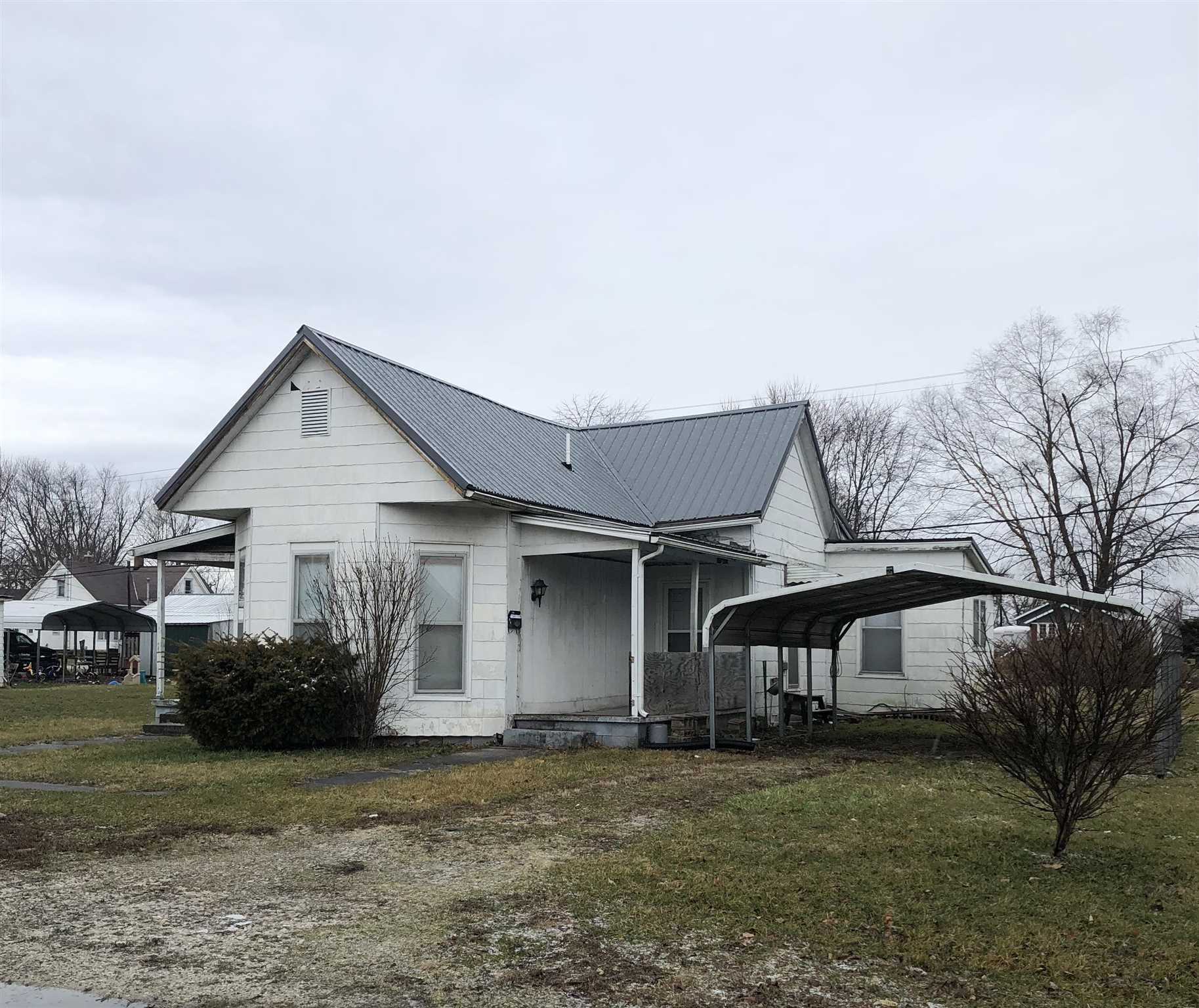 519 W Grissom Avenue, Mitchell, IN 47446 - #: 202005028