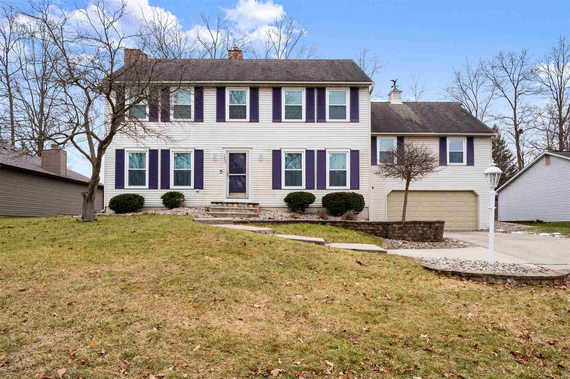 7903 Weymouth Court, Fort Wayne, IN 46825 - #: 202004029