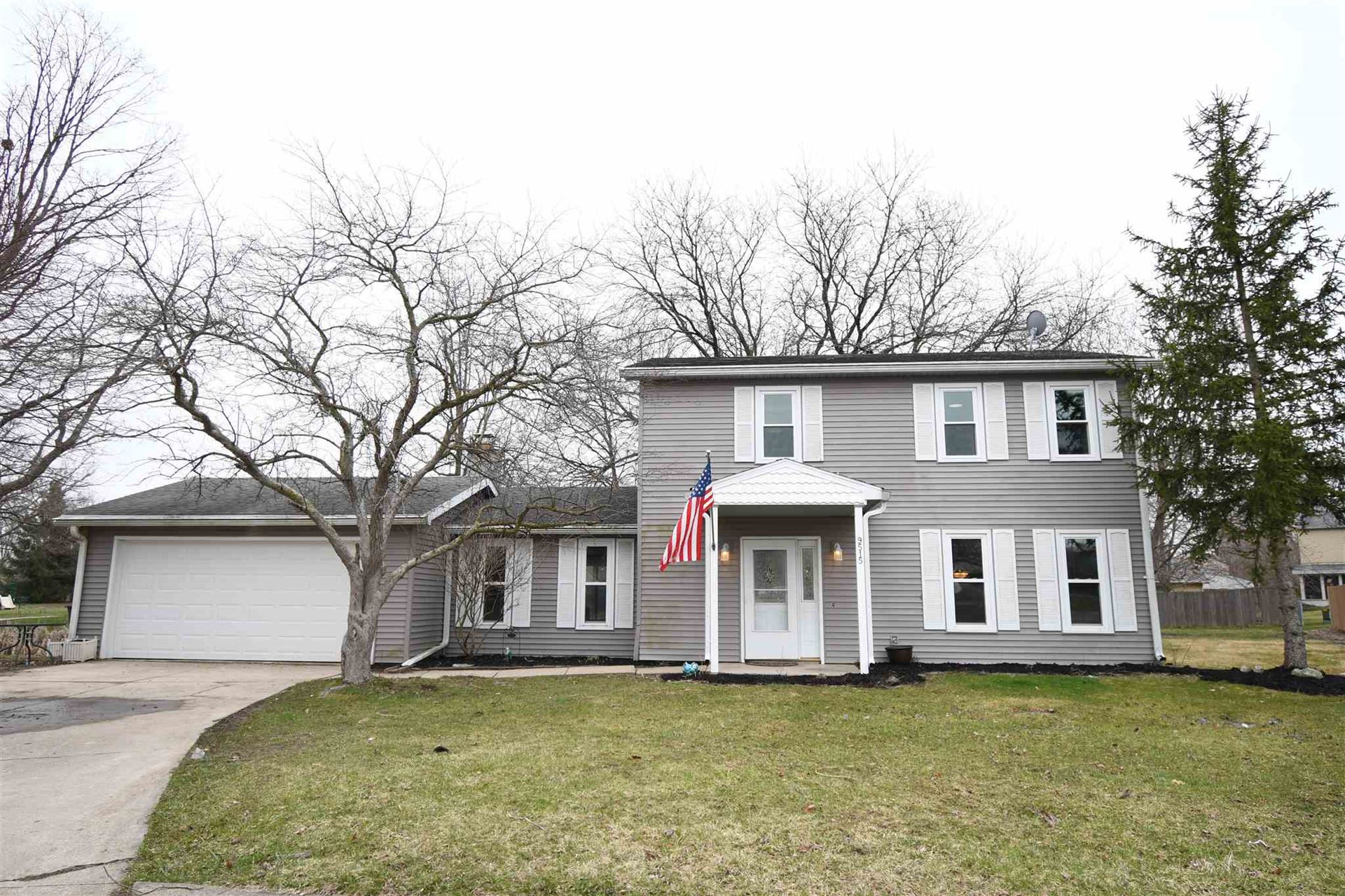 9515 Creek Bed Place, Fort Wayne, IN 46804 - #: 202011032