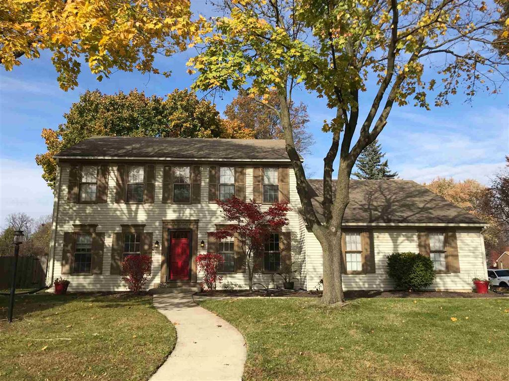 7033 White Eagle Drive, Fort Wayne, IN 46815 - #: 201950033