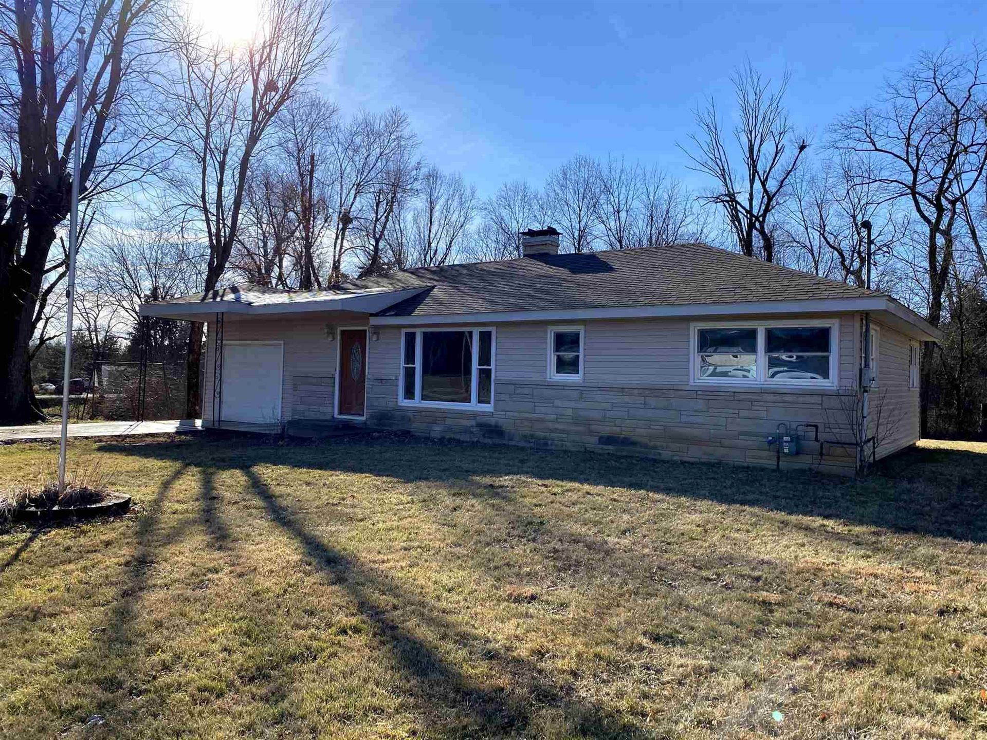 1180 S Meridian Road, Mitchell, IN 47446 - #: 202102035