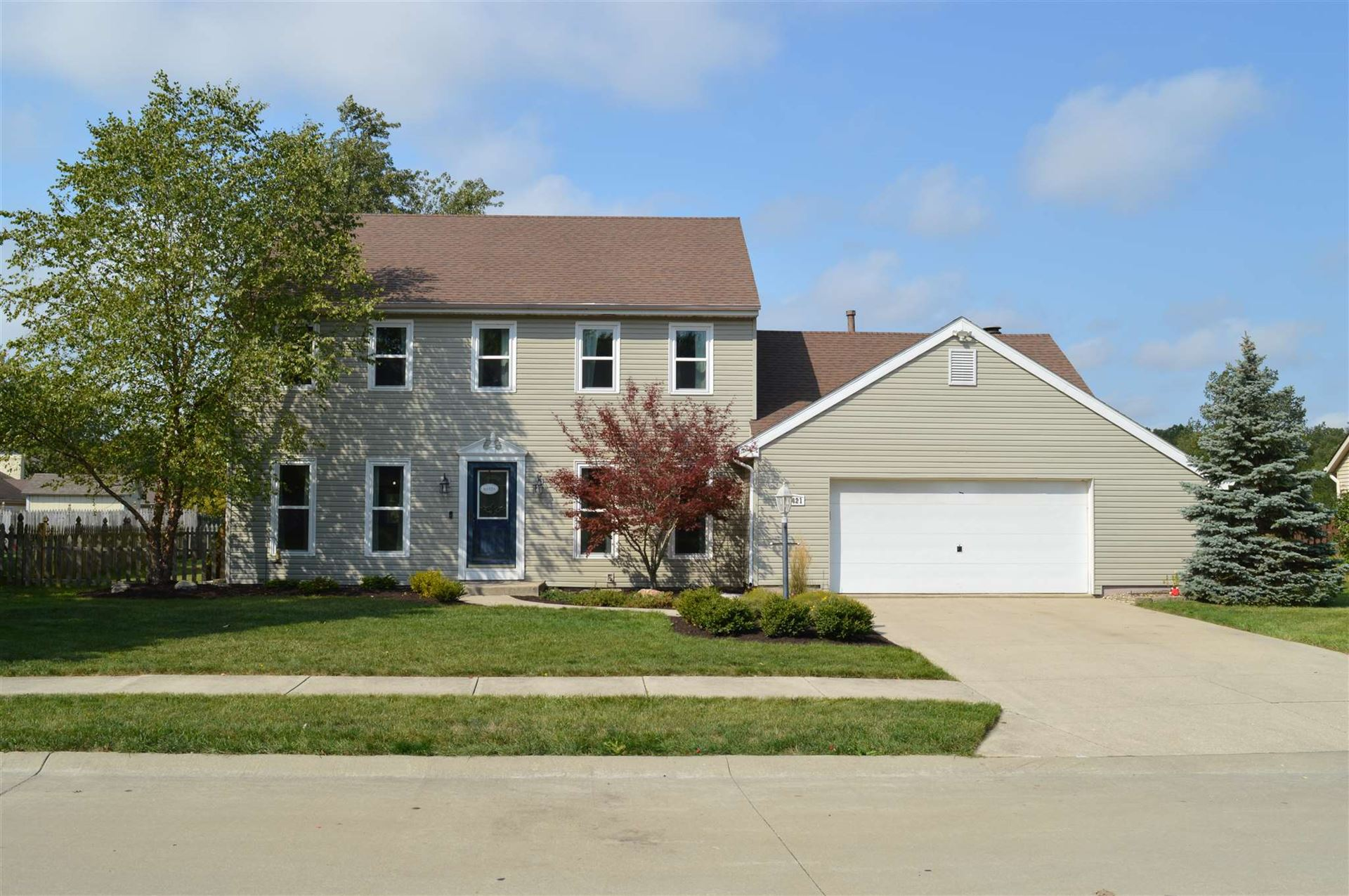 10421 Haverford Place, Fort Wayne, IN 46845 - #: 202039039