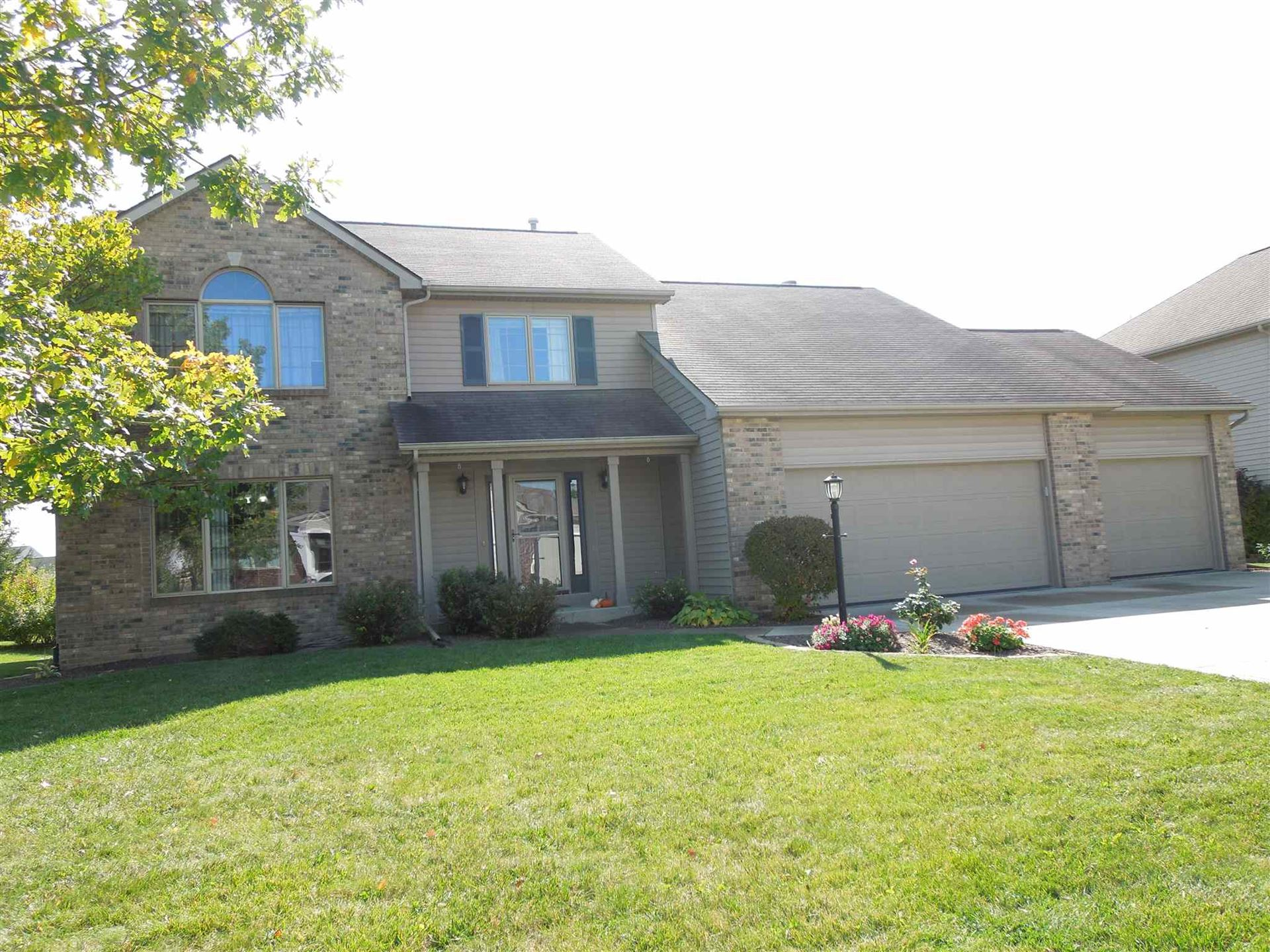 15001 Sea Holly Court, Fort Wayne, IN 46814 - #: 202041039