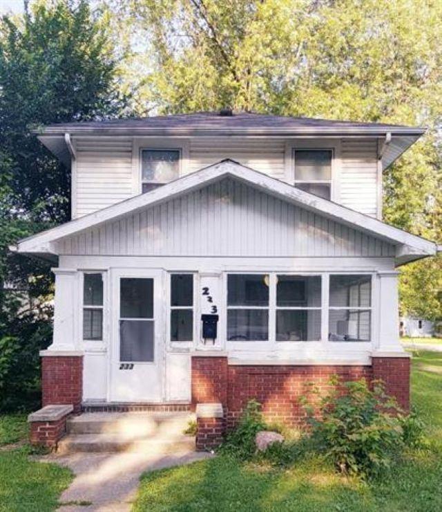 233 Center Street, Fort Wayne, IN 46808 - #: 202014042