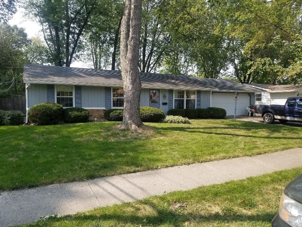 2117 Forest Valley Drive, Fort Wayne, IN 46815 - #: 202039045