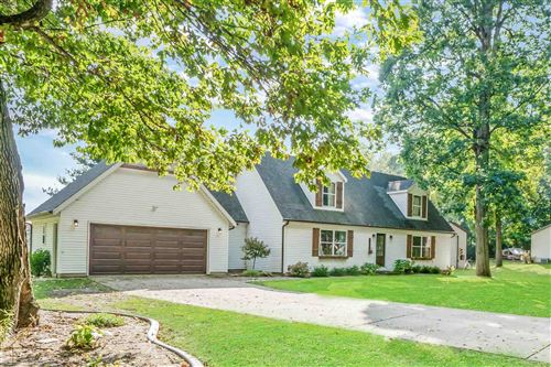 Photo of 4687 E Woodland Acres Drive, Syracuse, IN 46567 (MLS # 202142046)