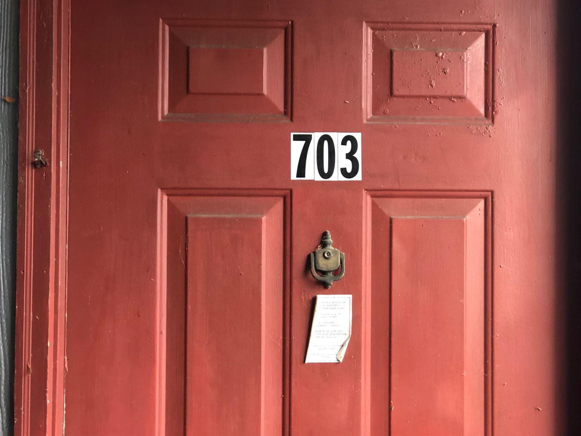 320 Brown Street #703, West Lafayette, IN 47906 - #: 202049046
