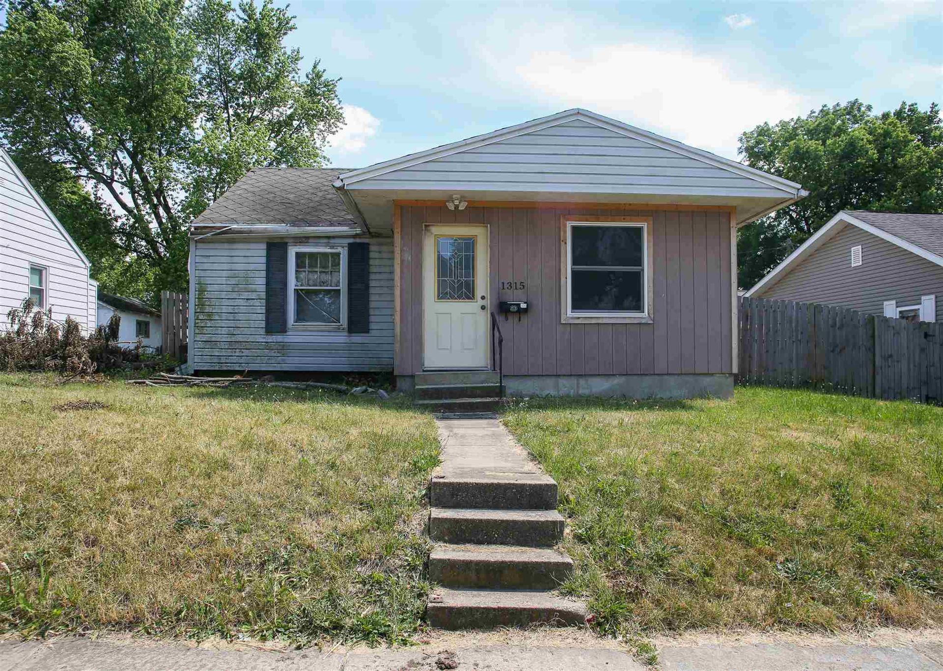 1315 Burroughs Street, Lafayette, IN 47904 - #: 202023047
