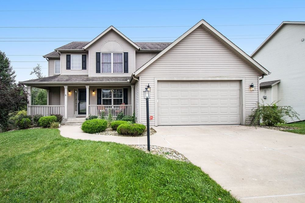 25844 Running Creek Drive, South Bend, IN 46628 - #: 202036047
