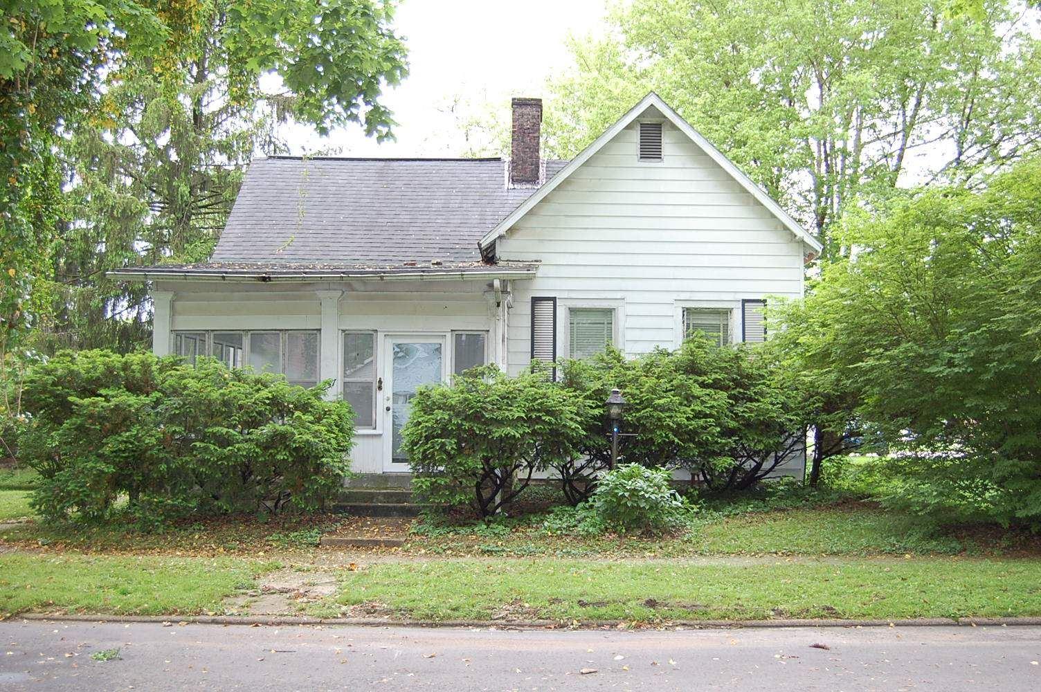 257 N Montgomery Street, Spencer, IN 47460 - #: 202018049