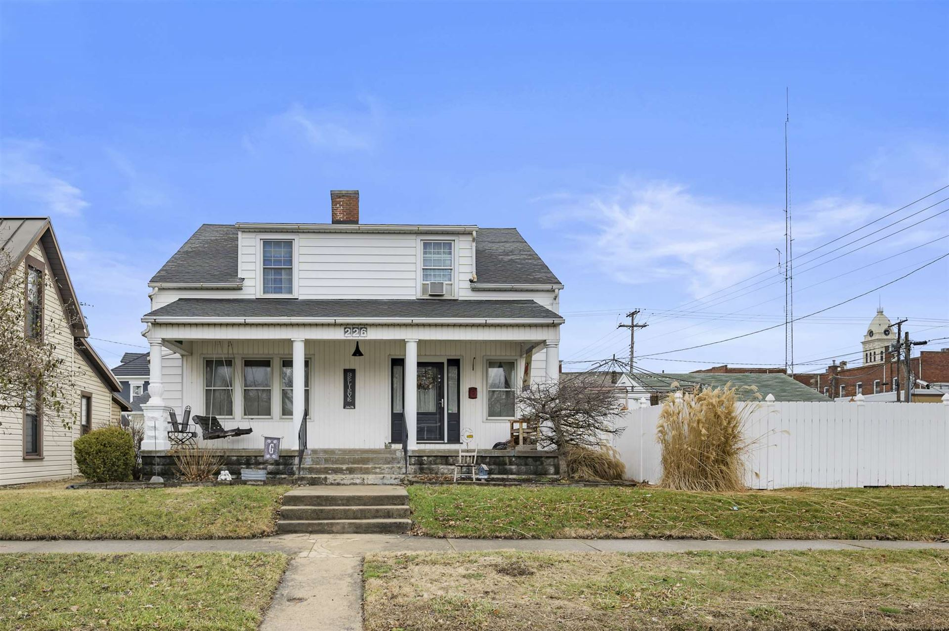 226 W South Street, Winchester, IN 47394 - #: 202004051