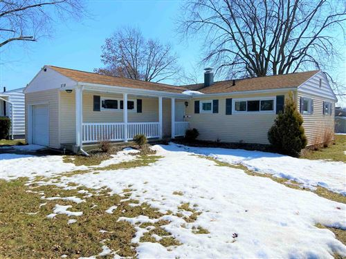 Photo of 2718 Macarthur Street, South Bend, IN 46615 (MLS # 202106054)