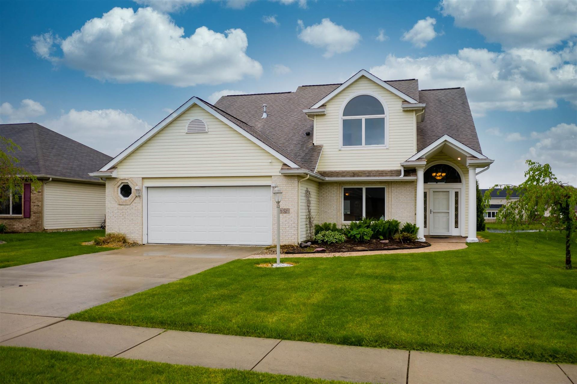 8521 Forsythia Court, Fort Wayne, IN 46818 - #: 202018054